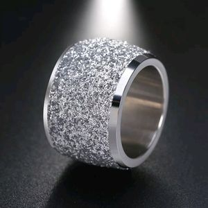 Stainless Steel Band Size 6